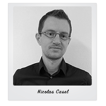Nicolas Casel polaroïd