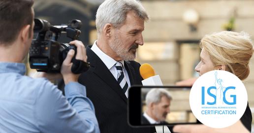 Formation courte certifiante en média-training - IONISx