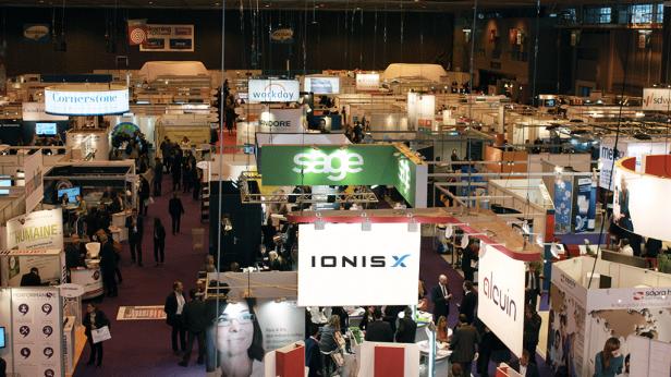 Salon e-learning expo, 22 au 24 mars 2016, porte de Versailles - IONISx